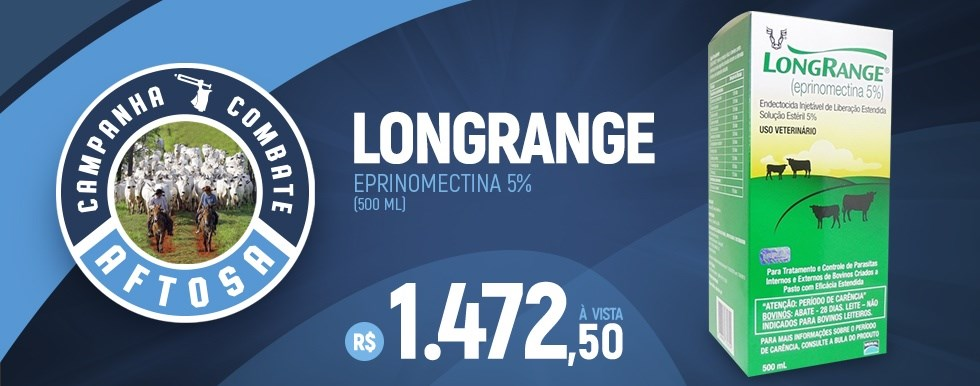 LONG RANGE - 500ML - BOEHRINGER INGELHEIM