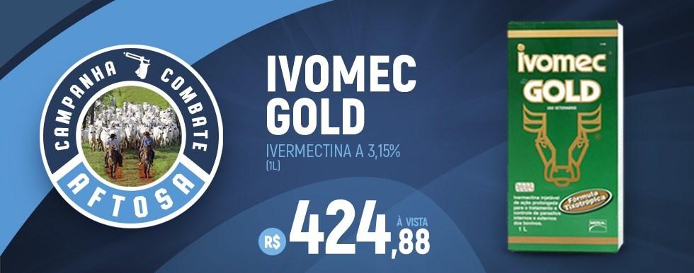 IVOMEC GOLD 1000 ML BOEHRINGER INGELHEIM