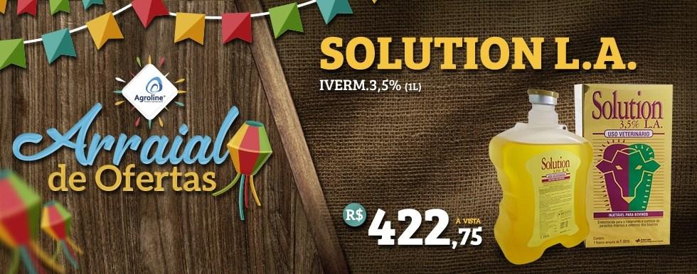 solution LA msd