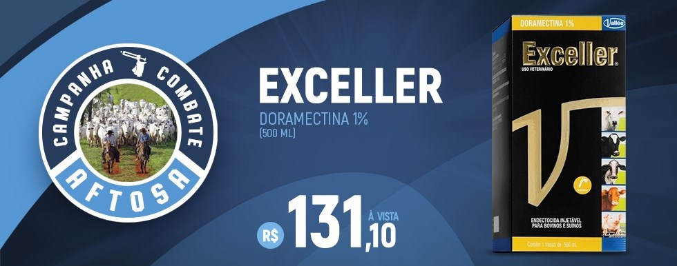 EXCELLER 500 ML VALLEE