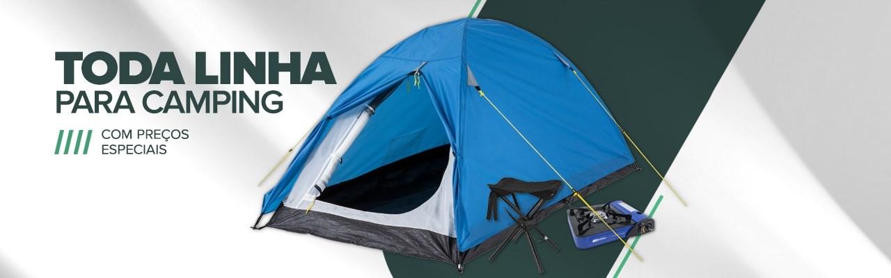 linha de camping