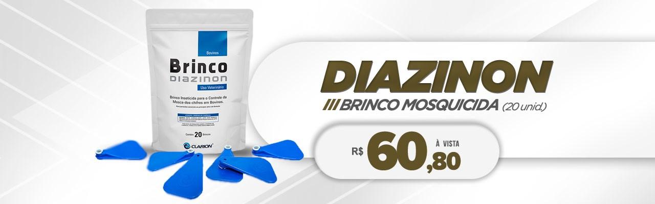 BRINCO DIAZINON