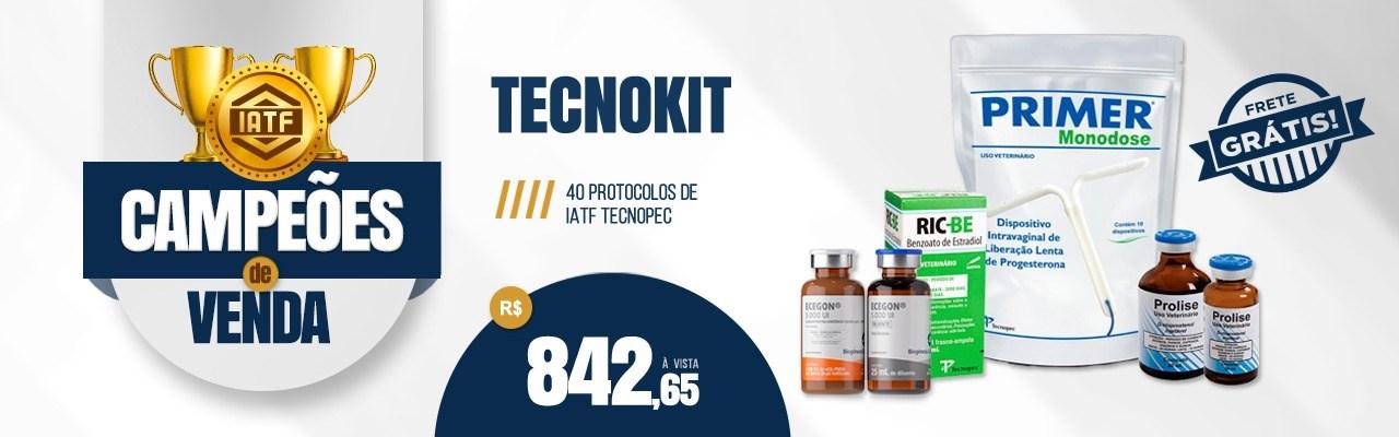 tecnokit monodose 40 protocolos