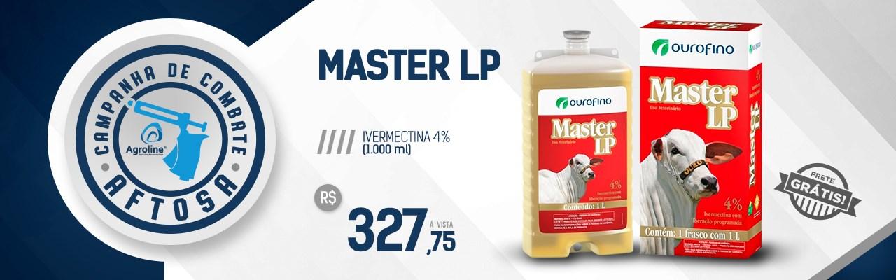 master lp ourofino