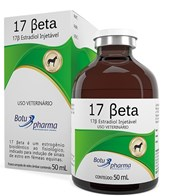 17 BETA (ESTRADIOL 1%) 50mL - BOTUPHARMA