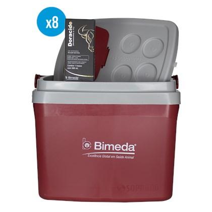 8 Doracide Doramectina 500 ml – Ganhe 1 Caixa Térmica
