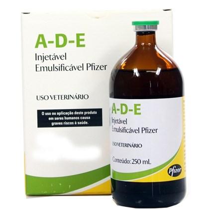 A-D-E Injetável Emulsificável - Zoetis - 250 mL