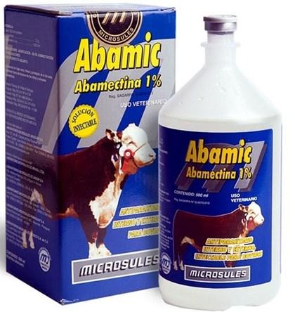 ABAMIC ABAMECTINA 1% - 1 LITRO