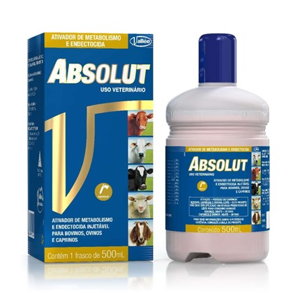 ABSOLUT 500 ML - VALLEE - IVERMECTINA 1%