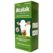 ACATAK POUR-ON - 1 LITRO - Elanco