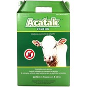 ACATAK POUR ON - 5 LITROS - Elanco