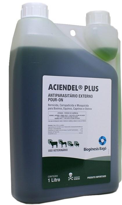 ACIENDEL PLUS POUR-ON - 1 LITRO - BIOGÉNIS