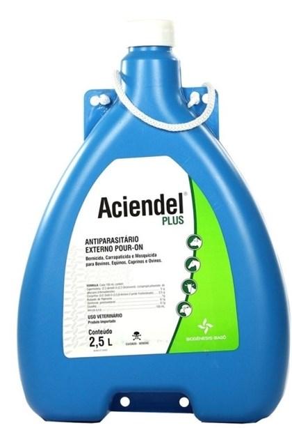 ACIENDEL PLUS POUR-ON 2,5 LTS - BIOGENESIS BAGO