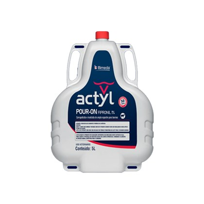 Actyl – Pour-on – Fipronil – 5l – Bimeda