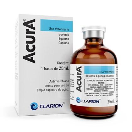 Acura – Antimicrobiano - 25ml – Vetoquinol