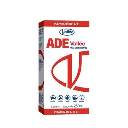 Ade – Polivitamínico – 250ml – Vallee
