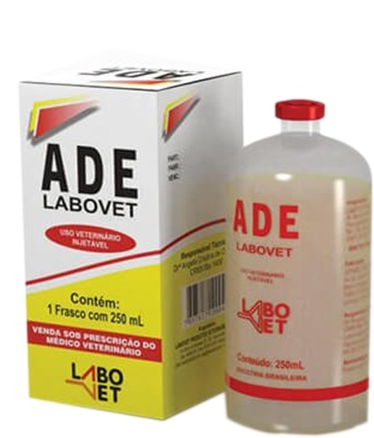 ADE INJETAVEL 250 ML - LABOVET