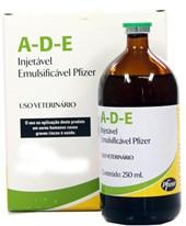 ADE INJETAVEL 250 ML - ZOETIS (ADE Pfizer)
