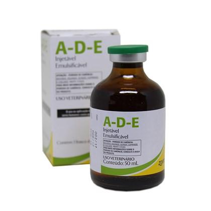 ADE INJETAVEL 50 ML - ZOETIS (ADE Pfizer)