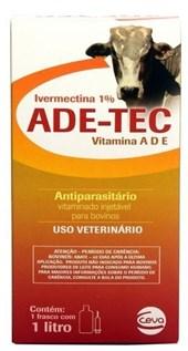 ADE TEC  1 LT - IVERMECTINA + ADE   CEVA