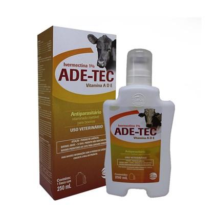 ADE TEC - IVERMECTINA + ADE - 250 ML - CEVA