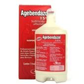 Agebendazol 15% - Sulfóxido de Albendazol – 1 litro - Agener União
