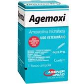 Agemoxi – Amoxicilina tri-hidratada -  100 ml – Agener