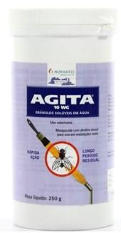 AGITA 10  WG - 250 GRAMAS - MOSQUICIDA - NOVARTIS