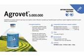 AGROVET 5.000.000 7,8 G + 15 ML DILUENTE NOVARTIS