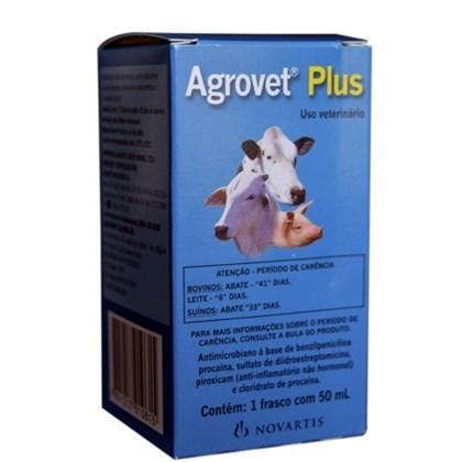 Agrovet Plus - 50 Ml - Elanco -  Validade: outubro/20