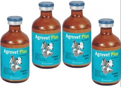 AGROVET PLUS 50 ML - KIT  COMPRE 3 LEVE 4