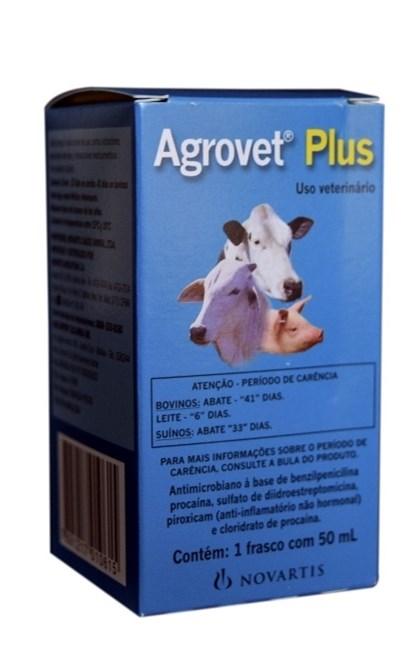 AGROVET PLUS 50 ML - NOVARTIS