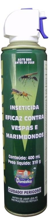 ALCANCE - EFICAZ CONTRA VESPAS E MARIMBONDOS