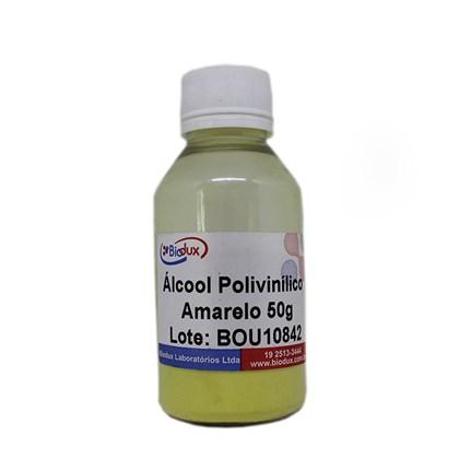 Alcool Polivinílico Amarelo -  50 g- IMV
