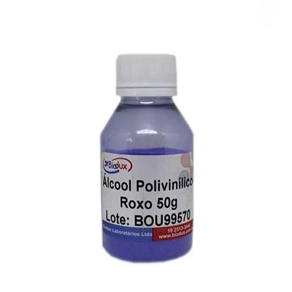 Alcool Polivinílico Roxo- 50 g- IMV