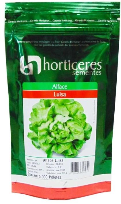 ALFACE LUISA  (HS)  5000 SEMENTES