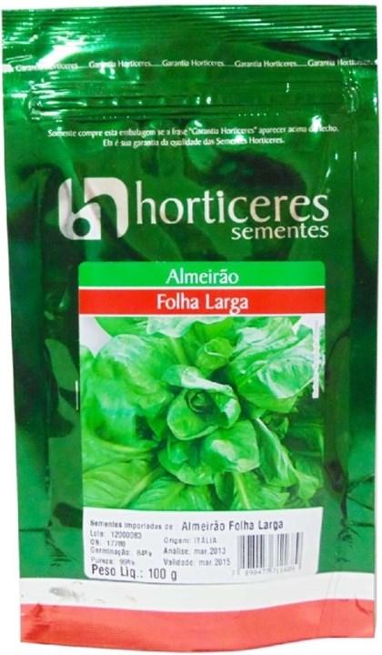 ALMEIRAO FOLHA LARGA (HS) - 100 GRAMAS