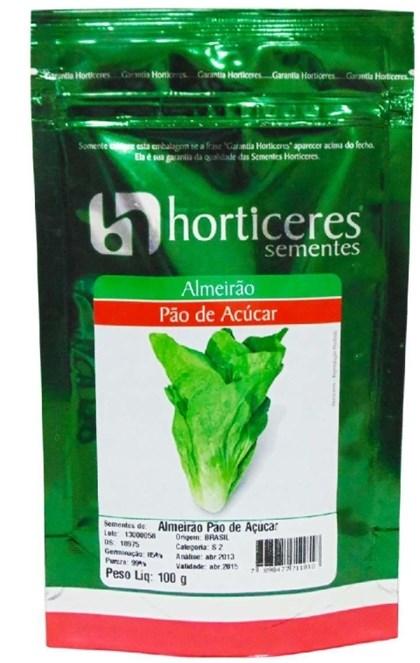 ALMEIRAO PAO DE ACUCAR (HS) 5000 SEMENTES