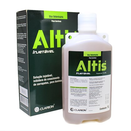 Altis Injetável -Fluazuron -  1 litro – Vetoquinol