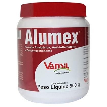 ALUMEX - 500 GRAMAS - VANSIL