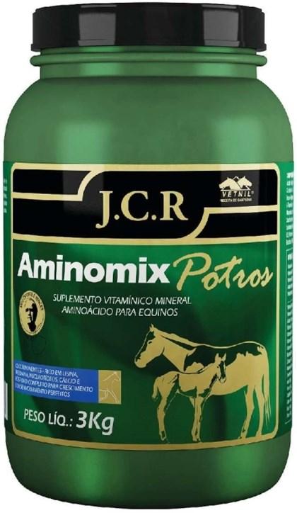 AMINOMIX POTROS JCR 3 KG - VETNIL