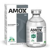 AMOX 100 ML -  J.A. SAÚDE ANIMAL