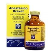ANESTESICO -  BRAVET - 50 ML
