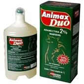 Animax Duo – Abamectina 2% - Injetável – 1 Litro – Agener
