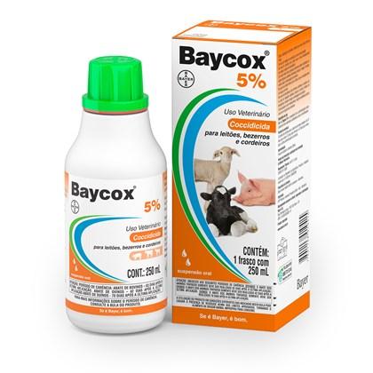 BAYCOX 250 ML - RUMINANTES BAYER