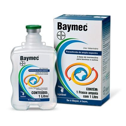 Baymec 1% - 1 Litro - Elanco