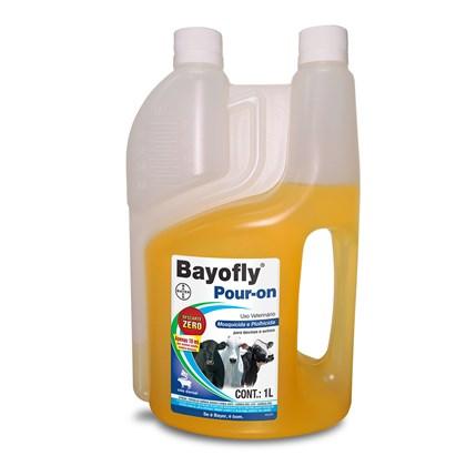 Bayofly – Mosquicida e Piolhicida -Pour-on – 1 Litro - Bayer