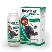 BAYTICOL POUR ON 1 LITRO - BAYER