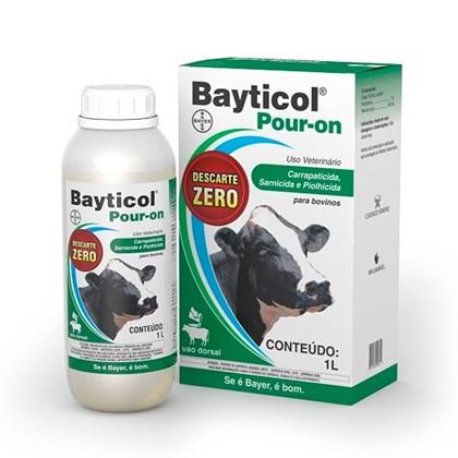 Bayticol - Pour On - Descarte Zero - 1 L - Bayer