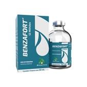 Benzafort 12 milhões – Antimicrobiano – 50 ml – JA Saúde Animal